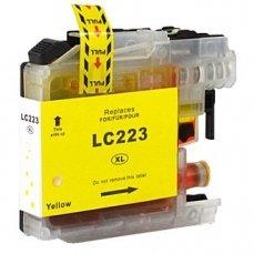 Brother LC-223Y съвместима мастилница   print-magic.eu
