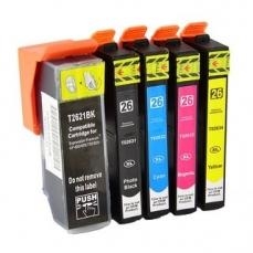 Epson 26XL съвместим икономичен комплект | print-magic.eu