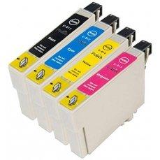 Epson T0611-614 съвместим икономичен комплект | print-magic.eu