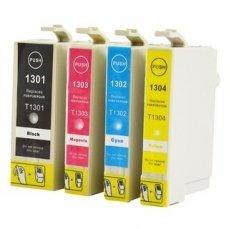 Epson T1301-T1304 съвместим икономичен комплект | print-magic.eu
