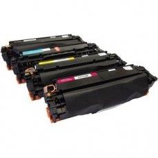 HP CC530A-CC533A съвместим икономичен комплект | print-magic.eu