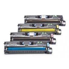 HP Q3960A-Q3963A съвместим икономичен комплект   print-magic.eu