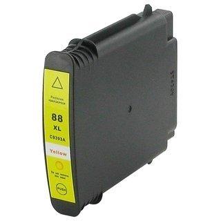 HP 88XL (C9393AE) съвместима мастилница, жълт