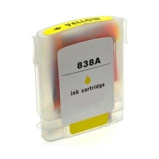 HP 11 (C4838AE) съвместима мастилница, жълт