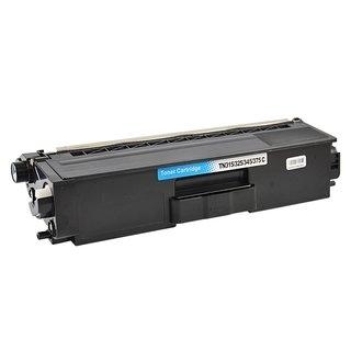 Brother TN-325C съвместима тонер касета, циан