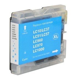 Brother LC-1000C съвместима мастилница, циан