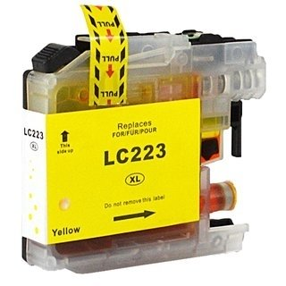 Brother LC-223Y съвместима мастилница, жълт