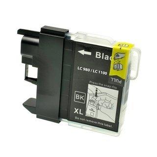Brother LC-980BK съвместима мастилница, черен