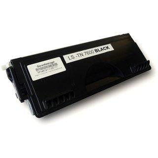 Brother TN-7600 съвместима тонер касета, черен