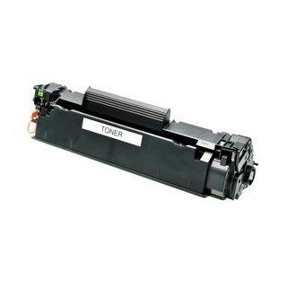 Canon 713 съвместима тонер касета, черен