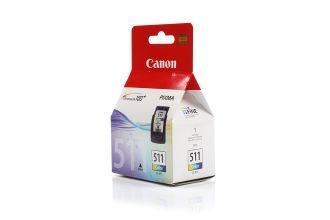 Canon 2972B001 / CL-511 оригинална мастилница, цветна