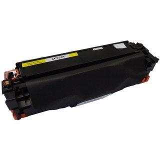 Canon CRG-718Y / 2659B002 съвместима тонер касета, жълт