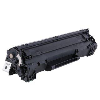Canon 725 съвместима тонер касета, черен