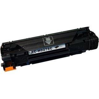Canon 728 съвместима тонер касета, черен