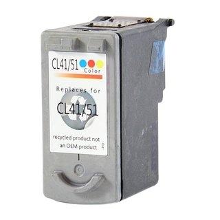 Canon CL-41 XL съвместима мастилница, цветна