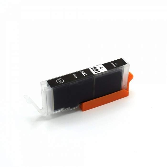 Canon CLI-581BKXXL съвместима мастилница, фото черен