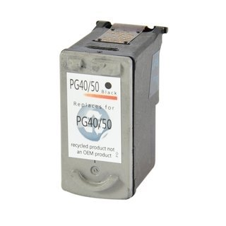 Canon PG-37 (2145B001) съвместима мастилница, черен