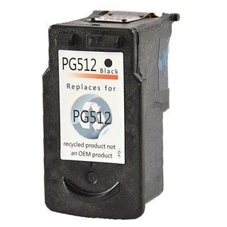 Canon PG-512 (2969B001) съвместима мастилница, черен