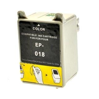 Epson T018 съвместима мастилница, цветен
