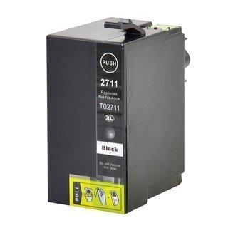 Epson 27XL (T2711) съвместима мастилница, черен