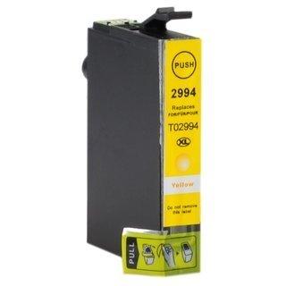 Epson 29XL (T2994) съвместима мастилница, жълт