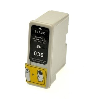 Epson T036 съвместима мастилница, черен