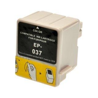Epson T037 съвместима мастилница, цветен