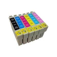 Epson T0791-T0796 съвместим икономичен комплект