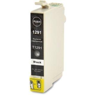 Epson T1291 съвместима мастилница, черен
