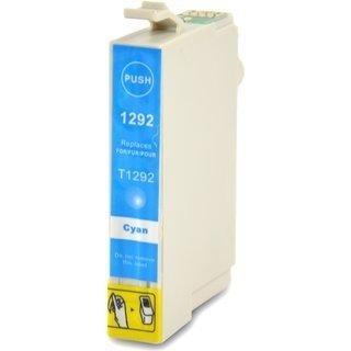 Epson T1292 съвместима мастилница, циан