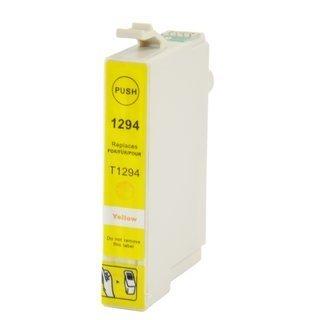 Epson T1294 съвместима мастилница, жълт