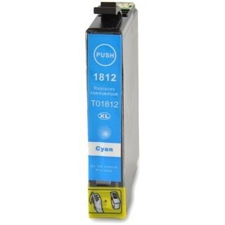 Epson T1812 съвместима мастилница, циан