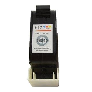 HP17 XL (C6625AE) съвместима мастилница, цветна