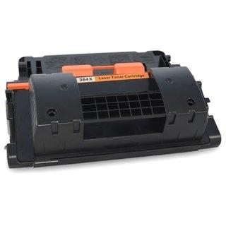 HP CC364X съвместима тонер касета, черен