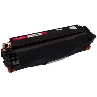 HP CC533A съвместима тонер касета, магента