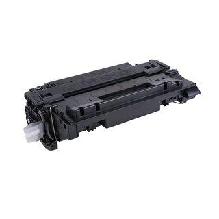 HP CE255A съвместима тонер касета, черен