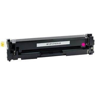 HP CF403A съвместима тонер касета, магента