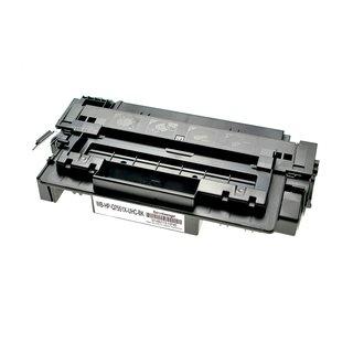 HP Q7551X съвместима тонер касета, черен
