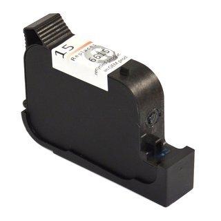 HP15 XL (C6615DE) съвместима мастилница, черен