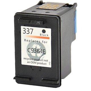 HP337 (C9364EE) съвместима мастилница, черен
