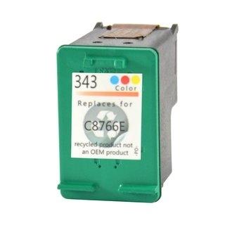 HP344 (C9363EE) съвместима мастилница, цветна