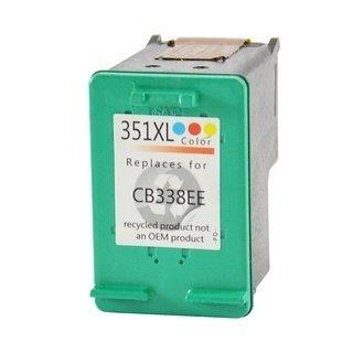 HP351 XL (CB338EE) съвместима мастилница, цветна