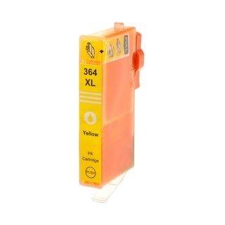 HP 364XL (CB325EE) съвместима мастилница, жълт