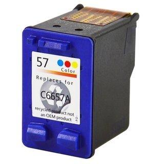 HP57 (C6657AE) съвместима мастилница, цветна