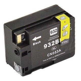 HP 932XL (CN053AE) съвместима мастилница, черен