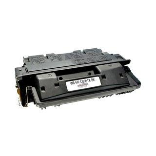 HP C8061X съвместима тонер касета, черен