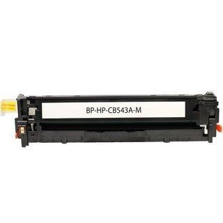 HP CB543A съвместима тонер касета, магента