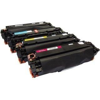 HP CC530A-CC533A съвместим икономичен комплект