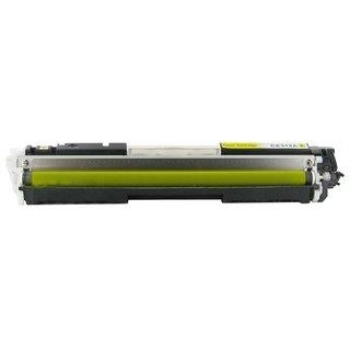 HP CE312A съвместима тонер касета, жълт