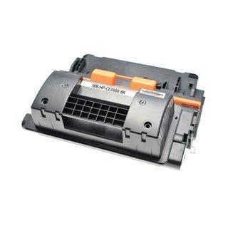 HP CE390X съвместима тонер касета, черен